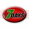 logo 7 Days Pizza