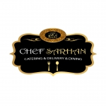 Chef Sarhan menu