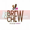 logo Brew and chew