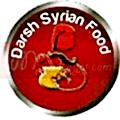 Logo Darsh Syrian Food