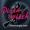 logo Pizza Witch