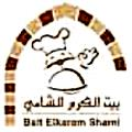 لوجو بيت الكرم الشامى