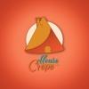 Logo Crepe house 3alfa7m