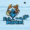 Logo Fish Market