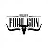 Logo Food Gun