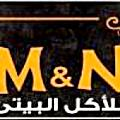 M and N