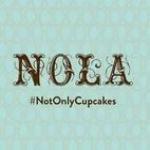 Logo Nola Cupcakes