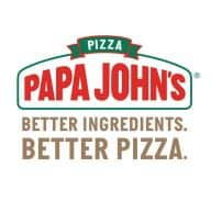 Papa Johns menu