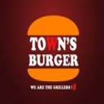 Logo Towns Burger