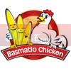 لوجو دجاج بسمتيو