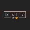 Bistro No 10 menu
