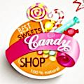 Logo candy sweets