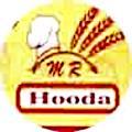 Logo Crepe Hooda