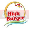 Logo High Burger