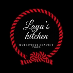 Logo laya's kitchen