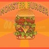 Logo Monster burger