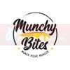 Logo Munchy Bites