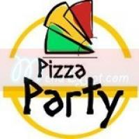 logo Pizza Party
