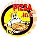 لوجو بيتزا مكس