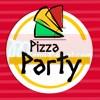 لوجو بيتزا بارتى