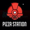 Logo Pizza Station
