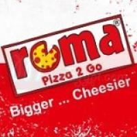 Roma Pizza 2 Go menu