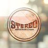 logo Stereo Restaurant And Cafe