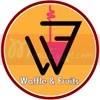 logo Waffle and fruits