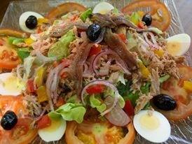 Akl Gedty menu