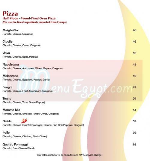 La Pizza Alforno delivery
