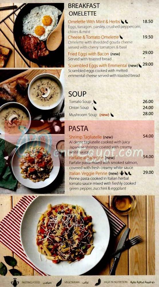 Makany menu