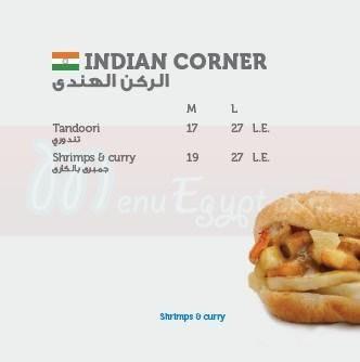 Sandwichini menu prices