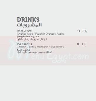 Sandwichini menu Egypt 4