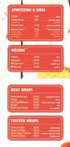 Pastaweesy menu