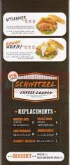 Buffalo Burger online menu