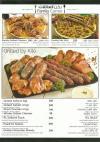 Chef Sarhan online menu