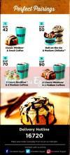 Cinnabon online menu