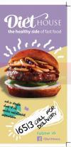 Diet House online menu