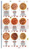 Dominos Pizza menu Egypt