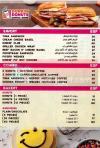 Dunkin Donuts Egypt menu