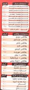 مطعم البغل  مصر