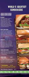 Fuddruckers menu Egypt 5