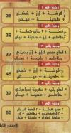 منيو حاتي جابر  مصر
