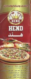 Koshary Hend menu Egypt 1