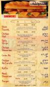 Majesty delivery menu