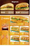 Momen menu Egypt