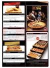 Pizza Hut menu Egypt