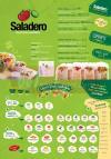 Saladero menu