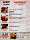 Sbarro online menu