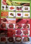 Seoudi Market menu Egypt 1